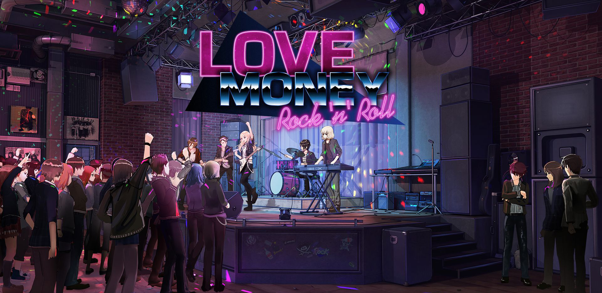 Любовь, Деньги, Рок-н-Ролл